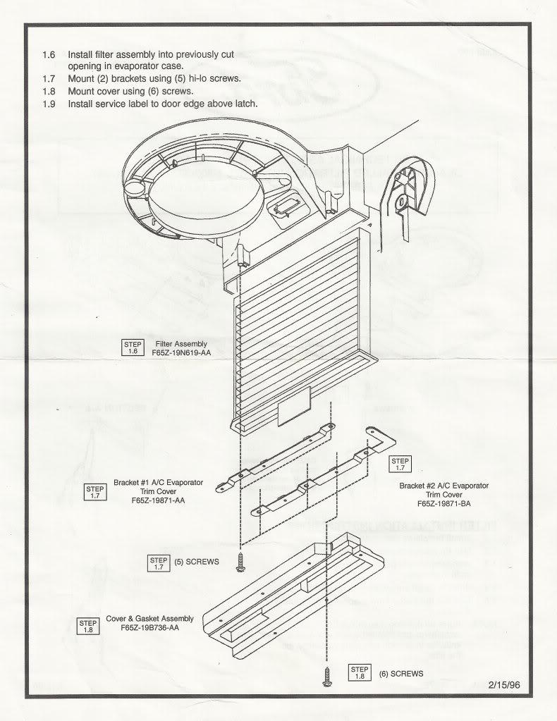 hight resolution of cabin air filter