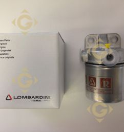 spare parts fuel filter 3730103 for engines lombardini by marks lombardini [ 1024 x 768 Pixel ]