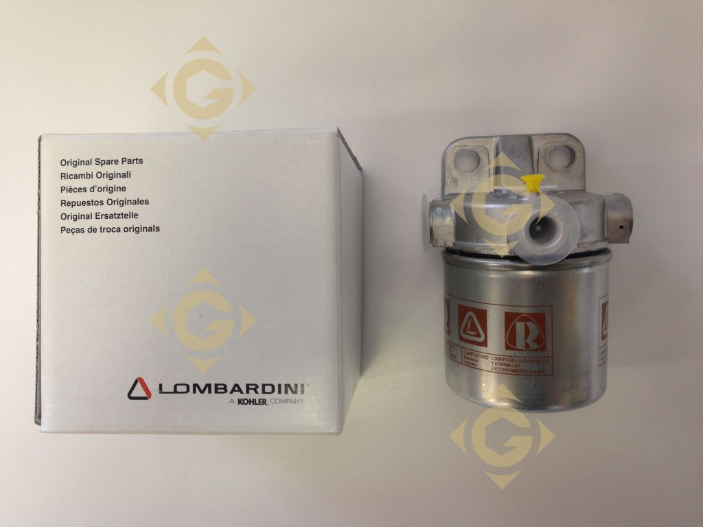 hight resolution of spare parts fuel filter 3730103 for engines lombardini by marks lombardini