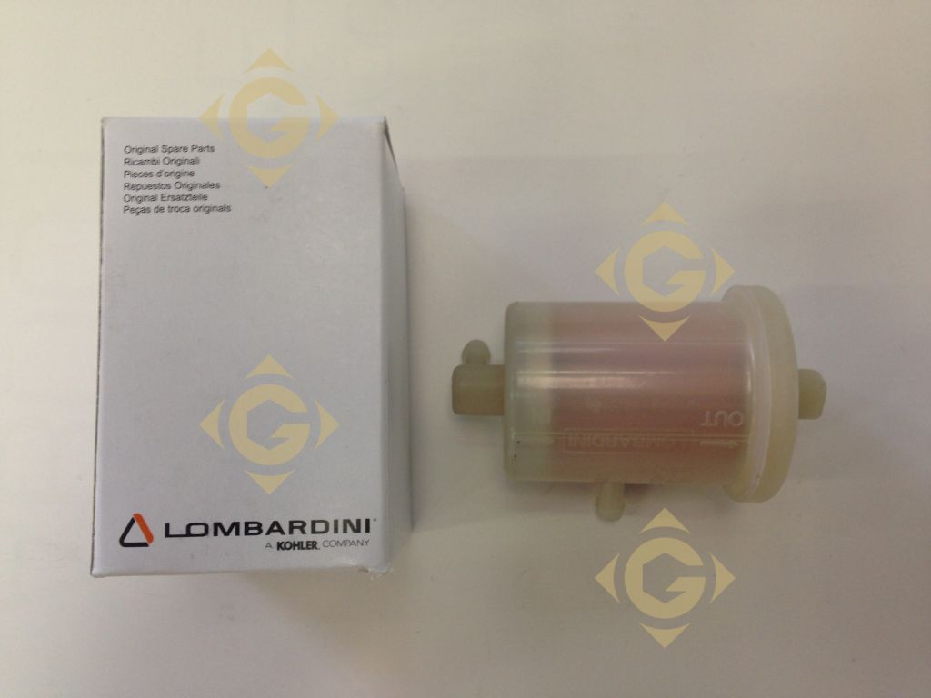 hight resolution of spare parts fuel filter 3730096 for engines lombardini by marks lombardini