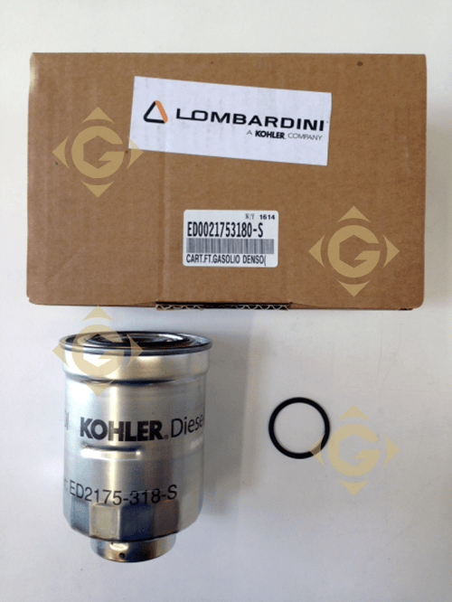 small resolution of spare parts fuel filter cartridge 2175318 for engines lombardini by marks lombardini