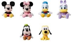 Tesco Disney plush