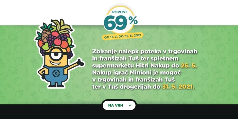 minions discount