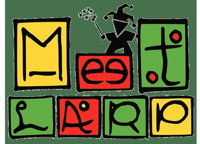 logo meet larp