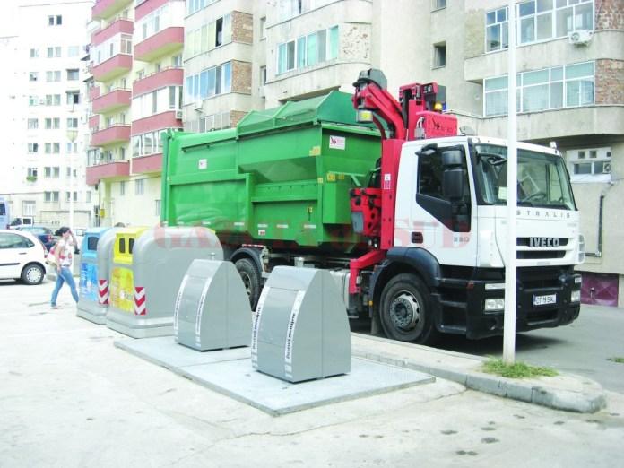Platforma de gunoi