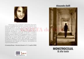 Imagini pentru monstrocelul si alte texte de alexandra dolfi