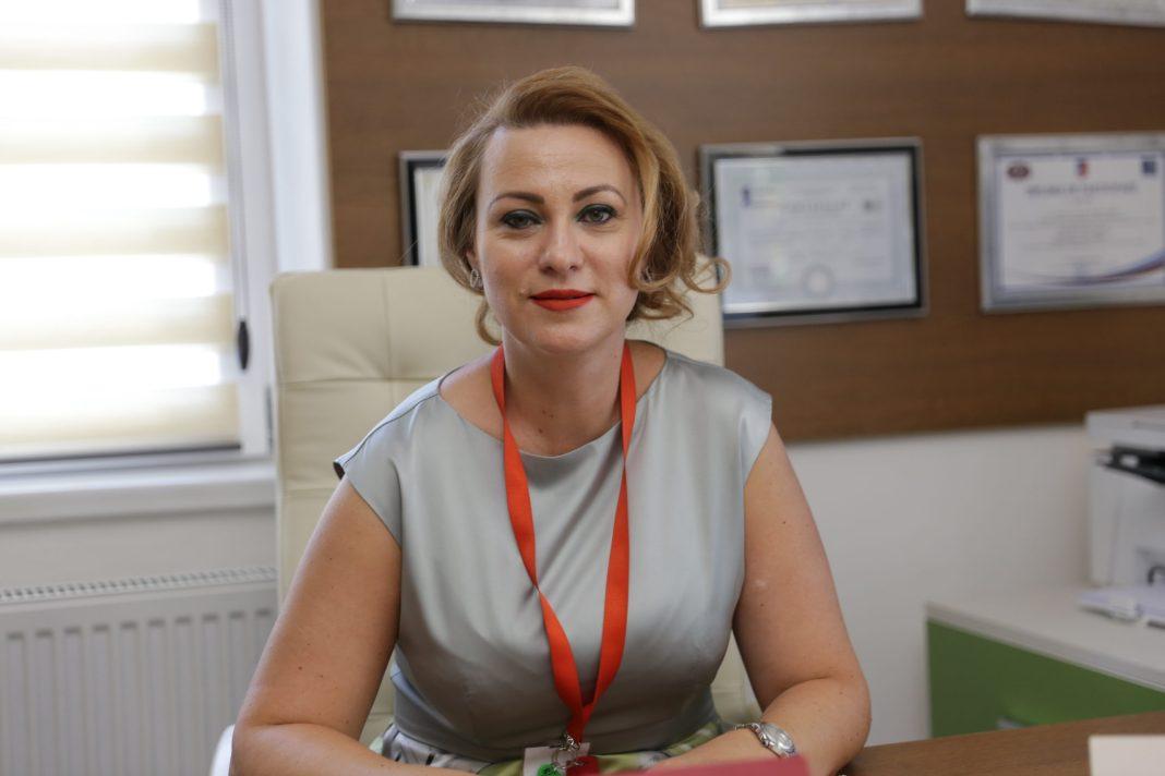 Adina Turcu, managerul Spitalului de Boli Infecțioase din Craiova