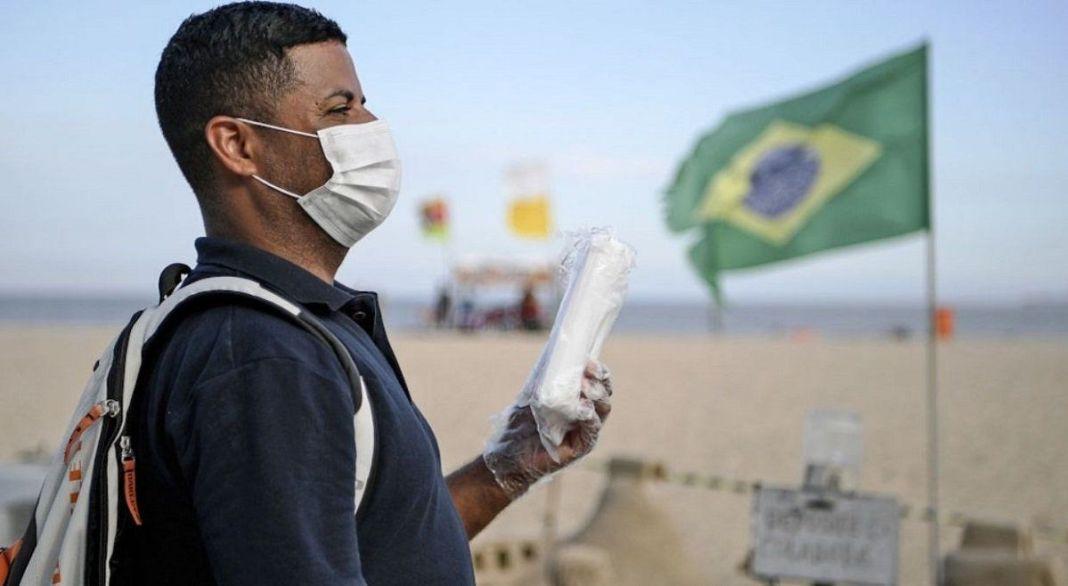 Brazilia a înregistrat marţi un nou record de 1.179 de decese într-o singură zi cauzate de noul coronavirus.