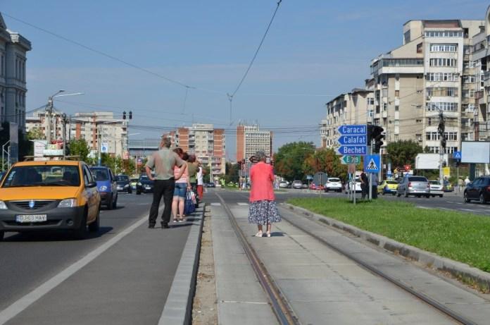 Intersecția Arieș cu Calea București va fi reconfigurată. Primăria Craiova oferă premii în bani pentru cei care vin cu cea mai bună soluție.