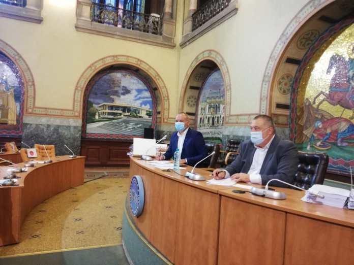 Primarul Mihail Genoiu, în sedința de joi a CL Craiova