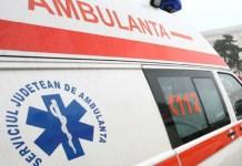 emeie rănită într-un accident rutier în comuna Bumbești-Pițic
