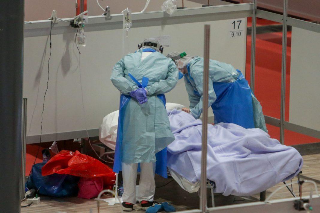 Au fost înregistrate 164 cazuri noi de persoane infectate COVID-19, acestea fiind cazuri care nu au mai avut anterior un test pozitiv