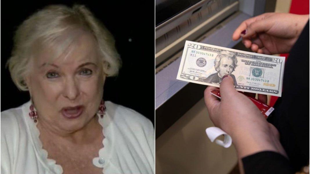O femeie din Florida s-a trezit cu un miliard de dolari în contul bancar