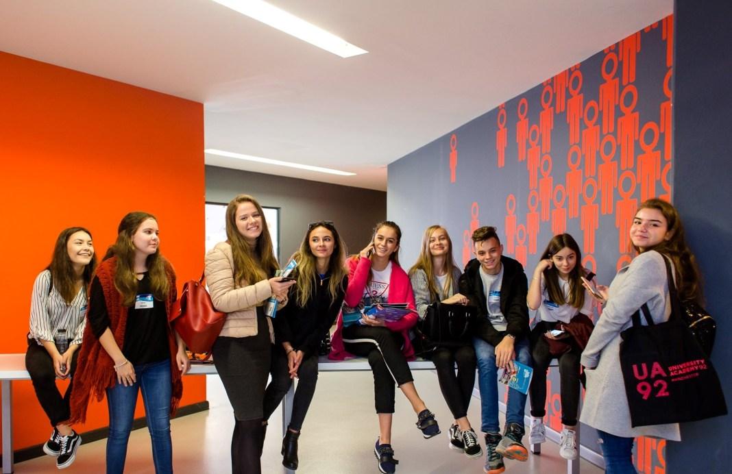Studenții pot fi admiși pe loc la universități din Belgia, Olanda, U.K. sau România