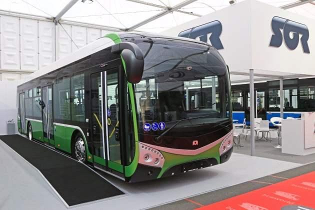 Autobuzele electrice furnizate de Anadolu Automobil şi-au dovedit deja fiabilitatea pe străzile din România