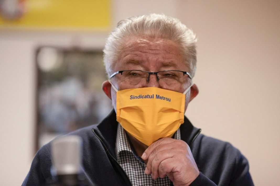 Liderul de sindicat Ion Rădoi rămâne sub control judiciar