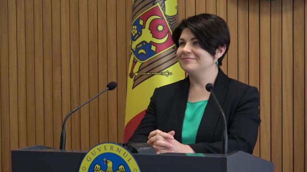 Natalia Gavriliţa va forma Guvermul Republicii Moldova