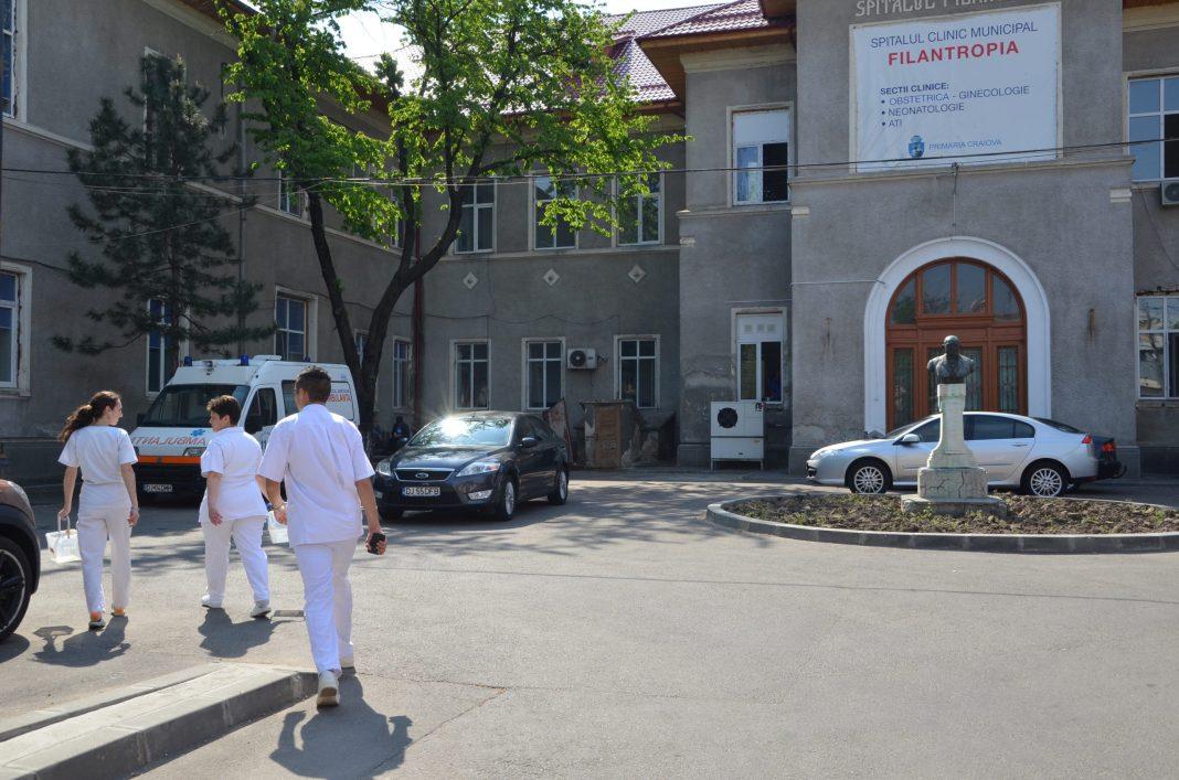 """Primăria Craiova vrea să construiască un spital de pediatrie în curtea Maternităţii """"Filantropia"""""""