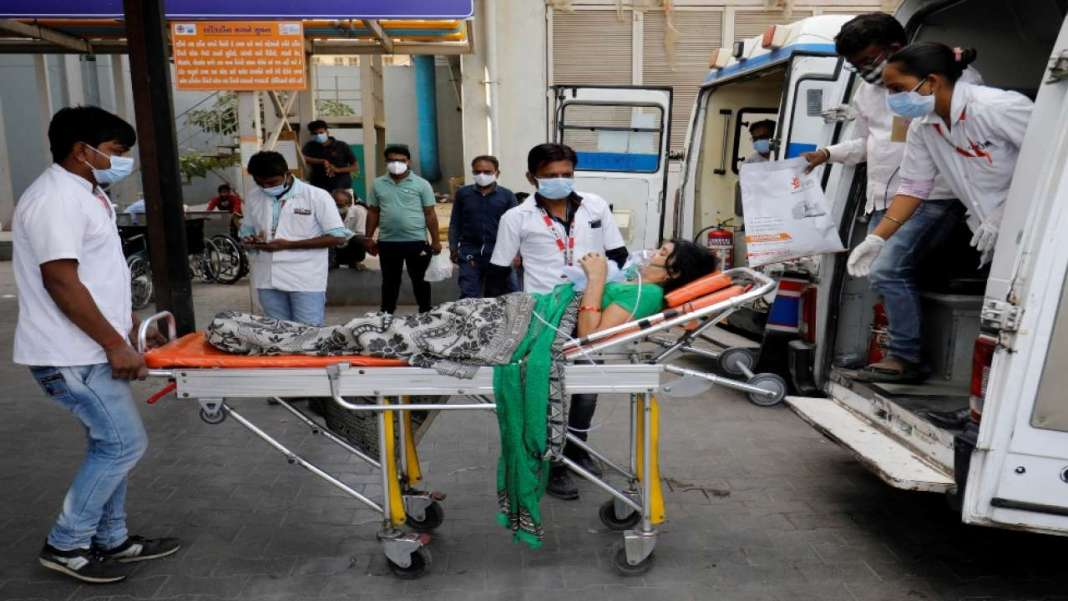 India a depăşit pragul de 400.000 de decese provocate de Covid-19