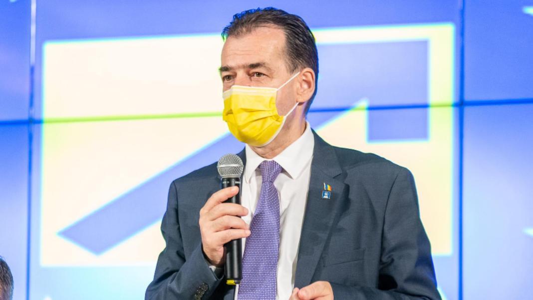 """Ludovic Orban se gândește să candideze la prezidențiale: """"Iau cu mare seriozitate în calcul această posibilitate"""""""