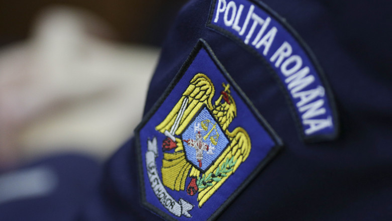Poliţist bucureştean, prins drogat chiar înainte să intre în serviciu