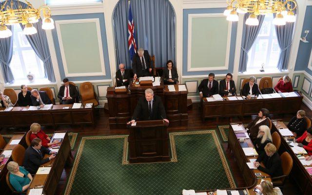 Premieră în Europa: Femeile, majoritare în noul parlament islandez