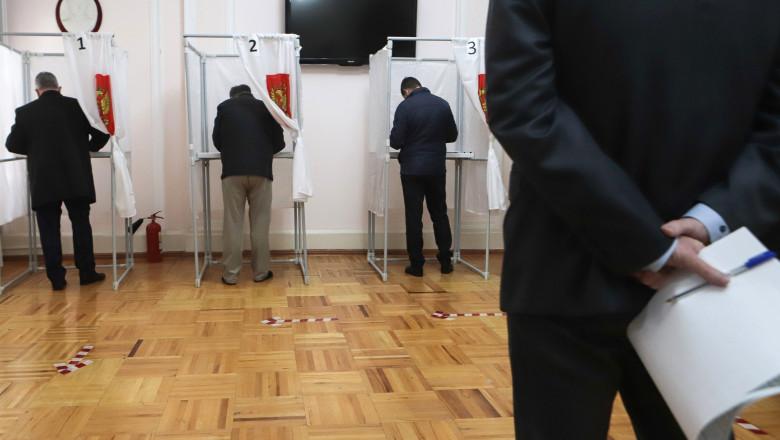 Alegeri parlamentare în Rusia: Partidul pro-Kremlin se menţine pe prima poziţie