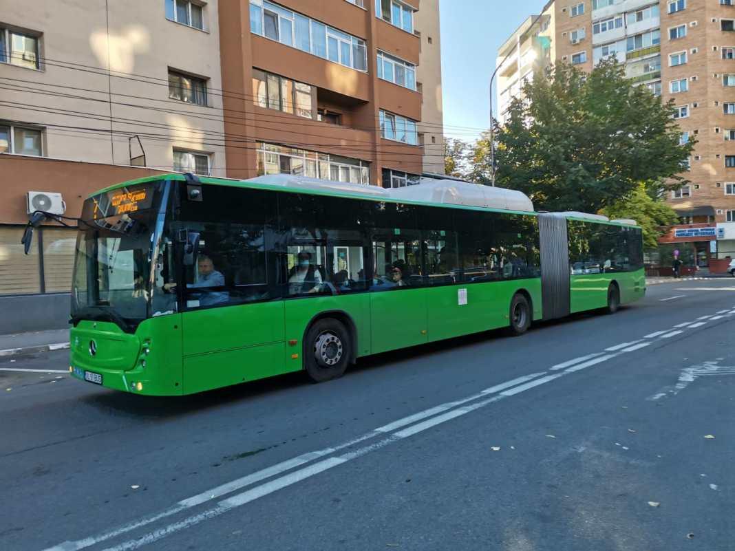 Ziua fără maşină la Râmnicu Vâlcea: miercuri - transport gratuit pe autobuzele ETA