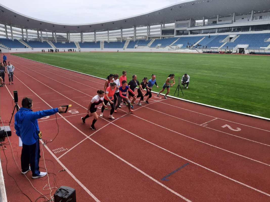 8 poliţişti gorjeni, premiaţi la etapa finală a Campionatului de atletism şi cros al MAI