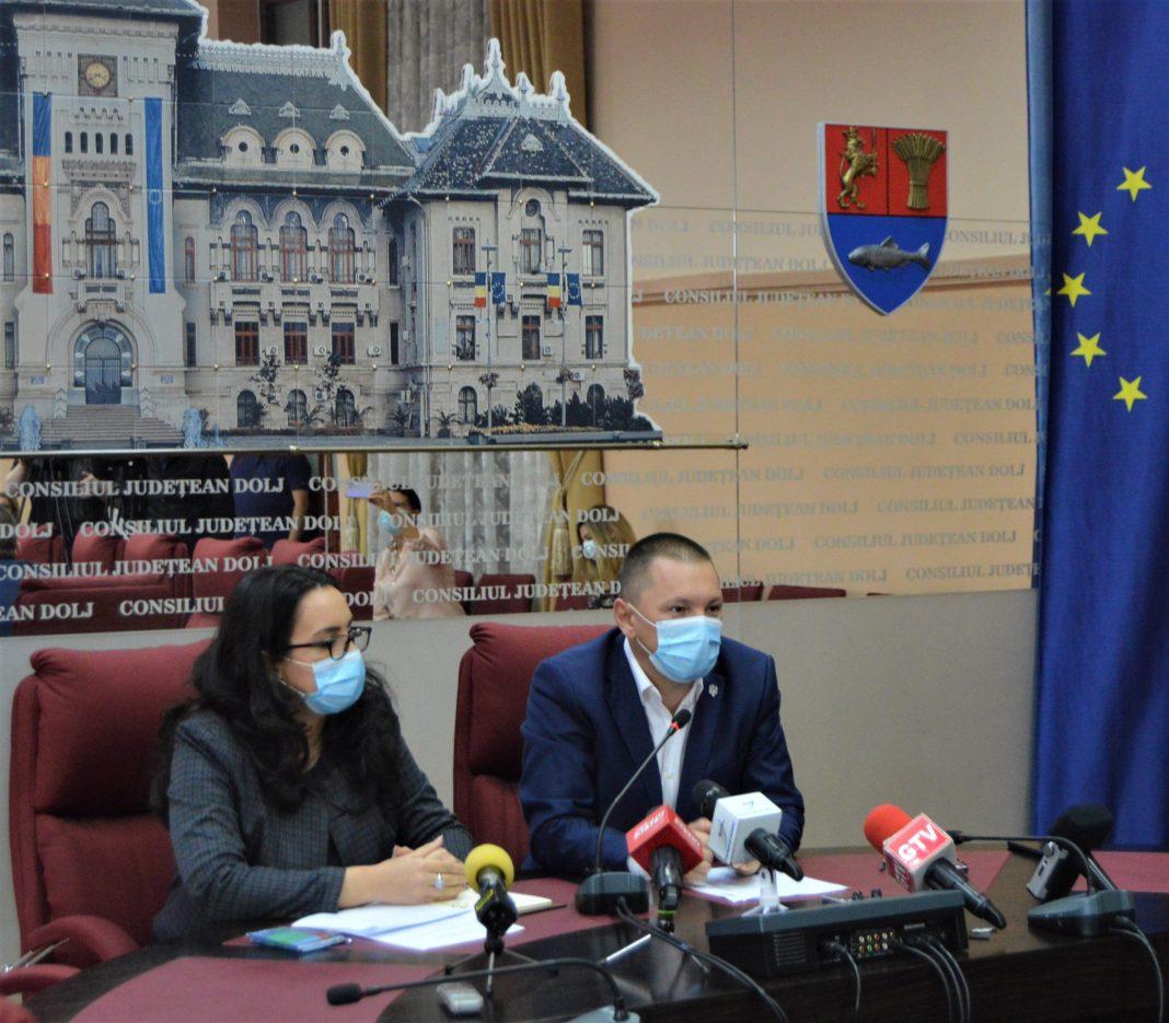 Consiliul Județean Dolj și-a făcut update