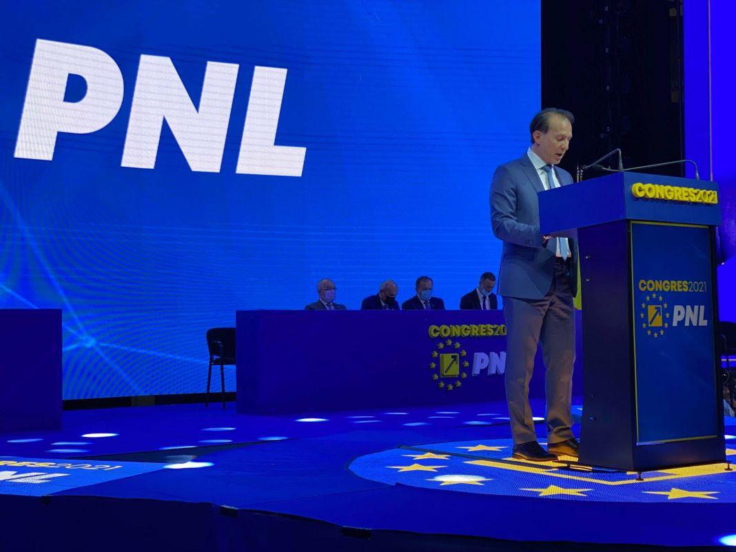 Liberalii au ales echipa care va conduce PNL alături de Florin Cîțu