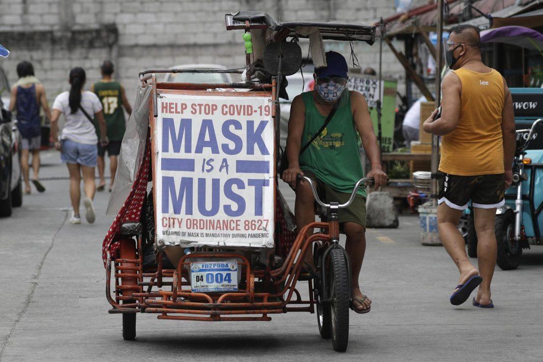 Filipine raportează cel mai mare număr de infectări zilnice de la izbucnirea pandemiei