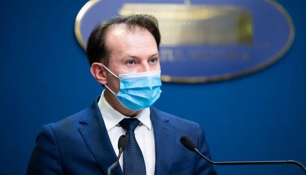 Cîţu: Vedem astăzi că nici secţiile ATI nu au fost pregătite pentru valul patru al pandemiei