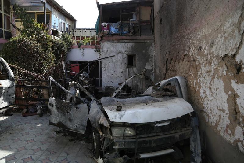 SUA își cer scuze pentru atacul cu dronă de la Kabul în care au murit 7 copii