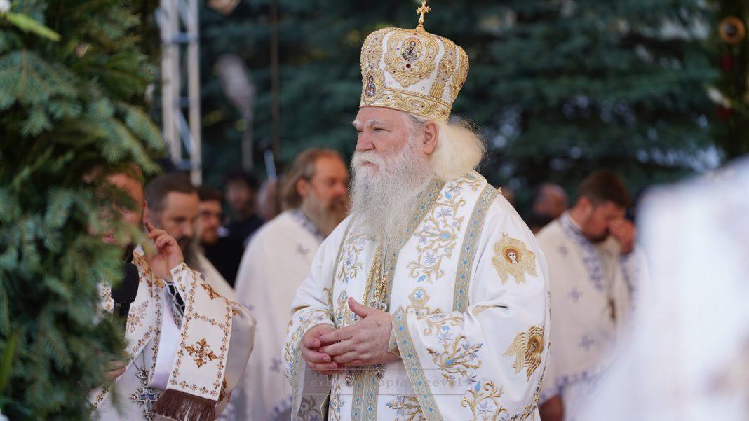 Arhiepiscopul Sucevei și Rădăuților, ÎPS Calinic, s-a infectat cu Covid-19