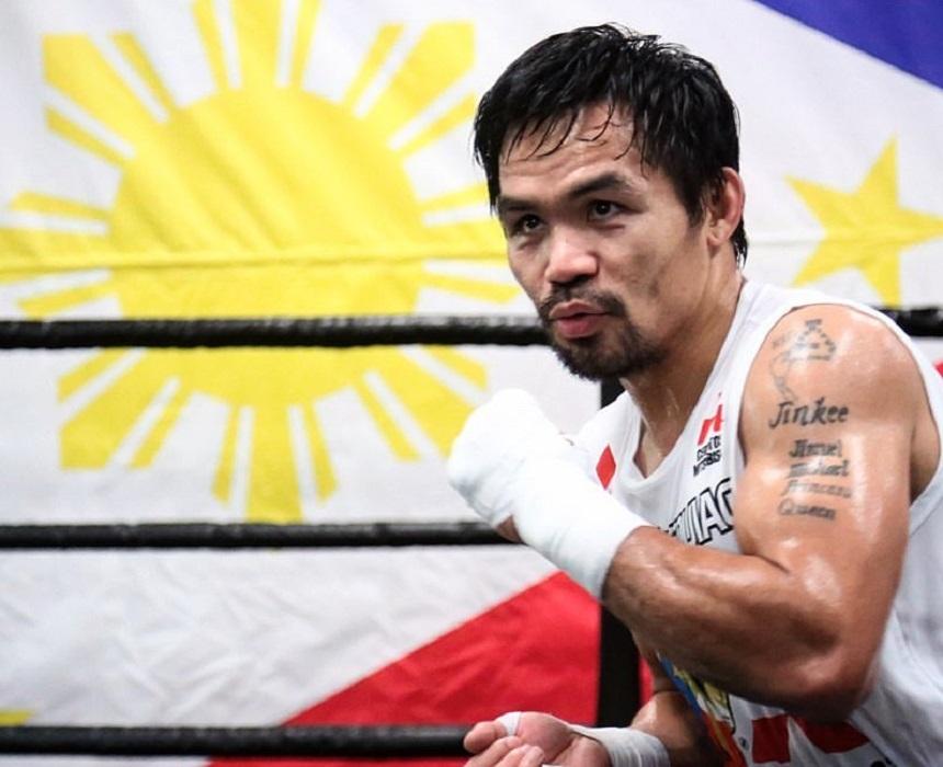 Manny Pacquiao vrea să fie președintele Filipinelor (Foto: news.ro)