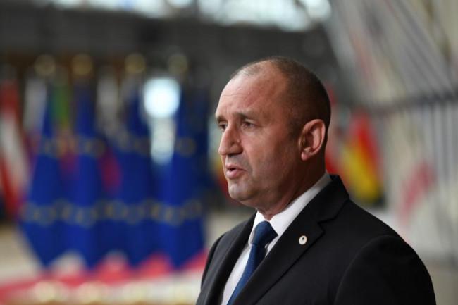 Bulgaria: Preşedintele anunţă oficial alegeri parlamentare anticipate la 14 noiembrie