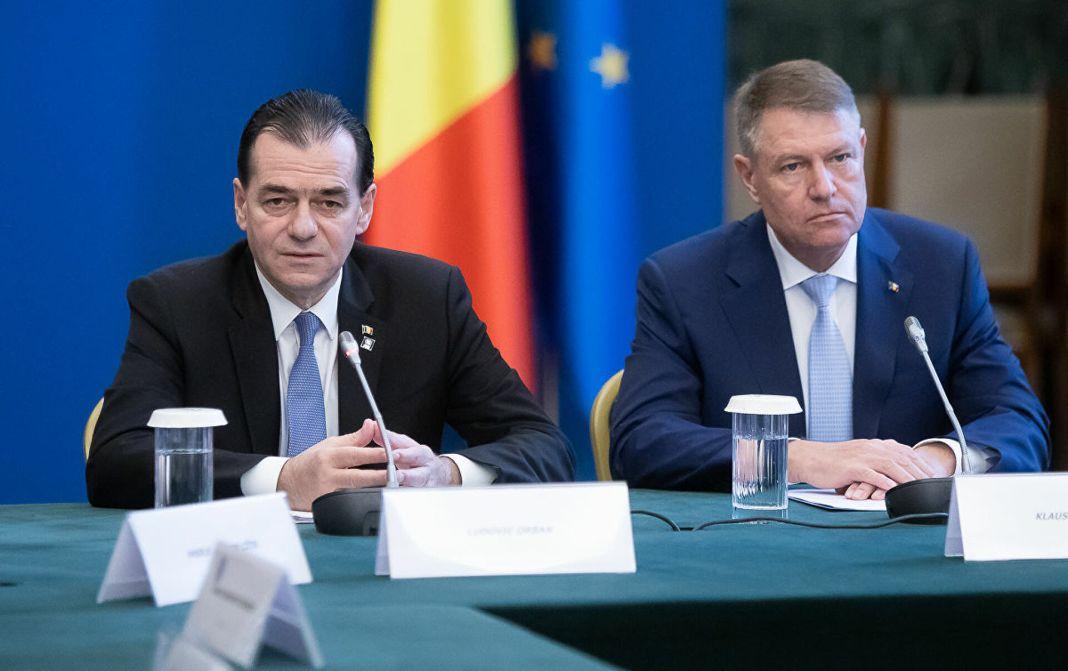 Ludovic Orban susține că președintele Iohannis i-a făcut plângere penală lui Liviu Dragnea pentru PNDL1