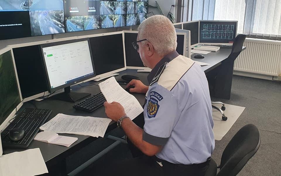 Poliţia Locală Craiova a primit acces la Sistemul Național de Abateri
