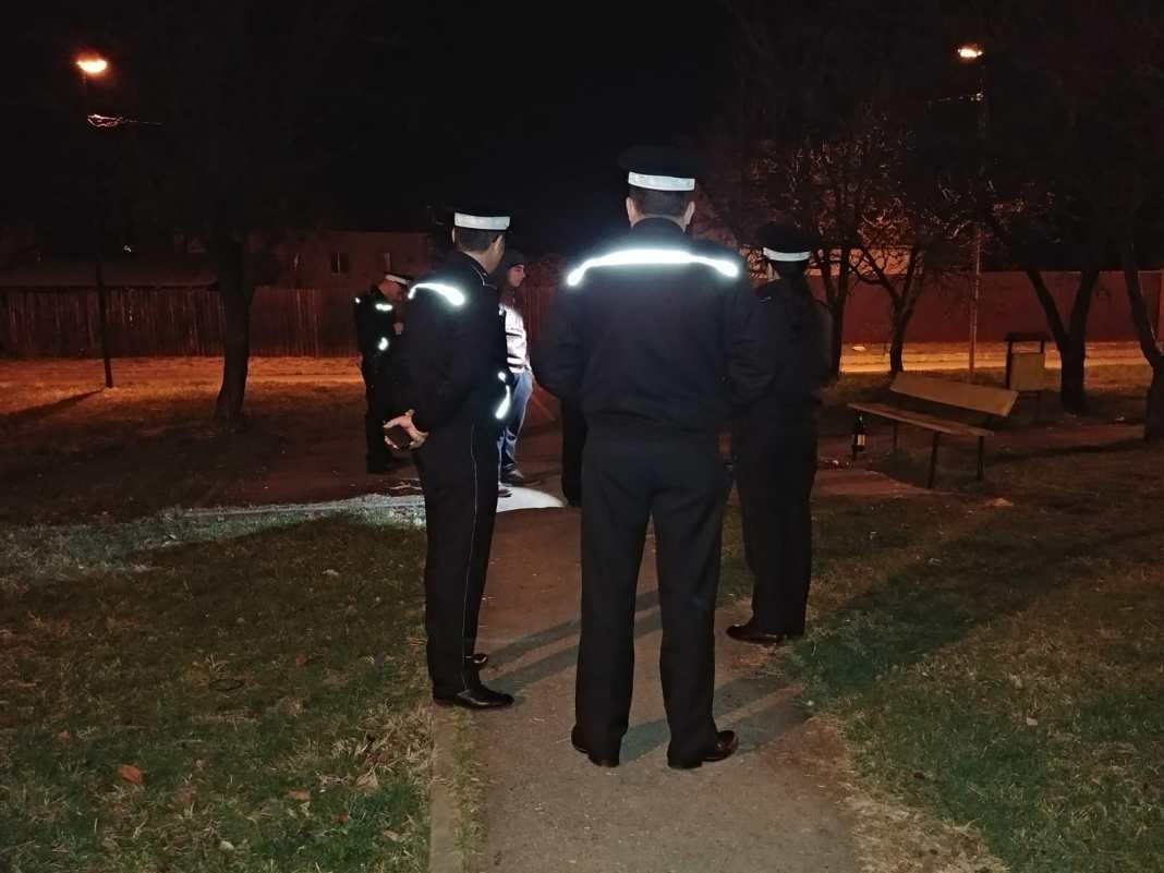 Polițiștii locali, verificați la intrarea în schimb