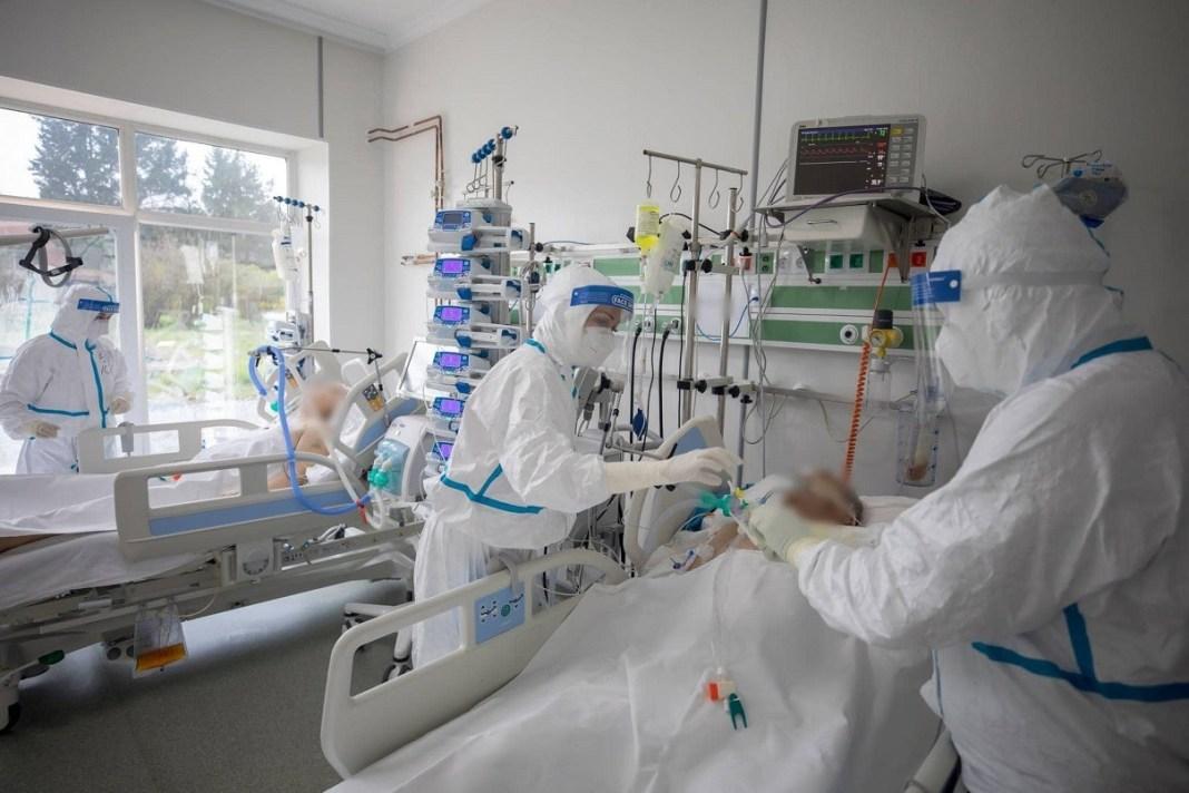 istă o rezervă operaţională de 157 paturi ATI destinate pacienţilor de COVID-19