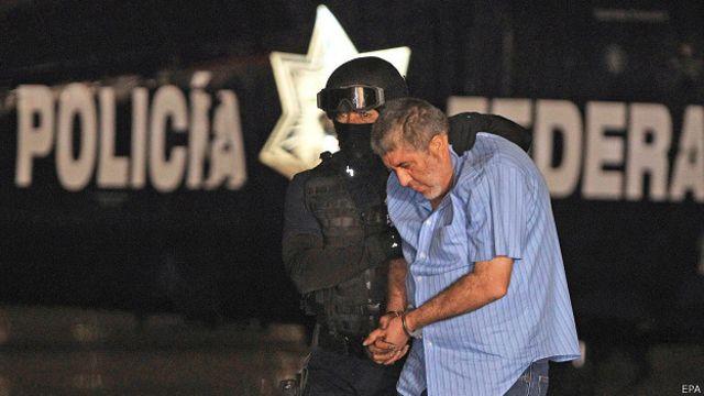Unul din cei mai mari traficanți de droguri din Mexic, condamnat la 28 de ani de închisoare