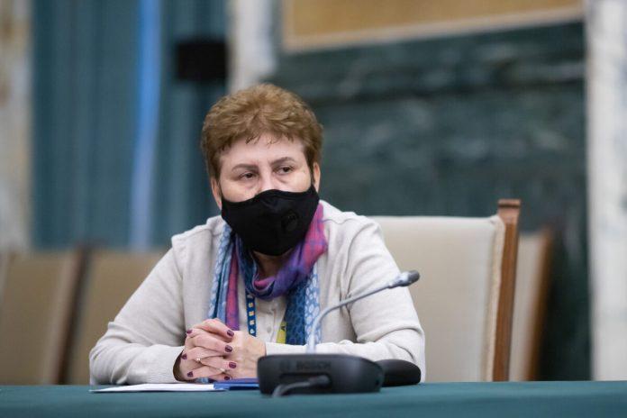 Adriana Pistol (INSP): România ar putea ajunge în noiembrie la 25.000 de cazuri de COVID pe zi