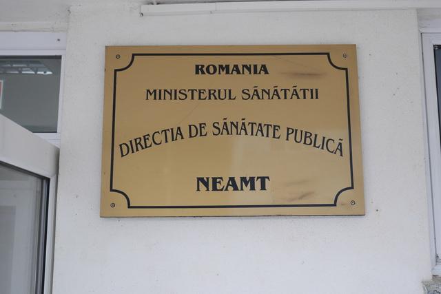 Angajată DSP Neamţ, reţinută pentru trafic de influenţă