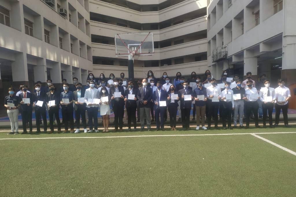45th Prize Distribution Ceremony, 2019-19-20