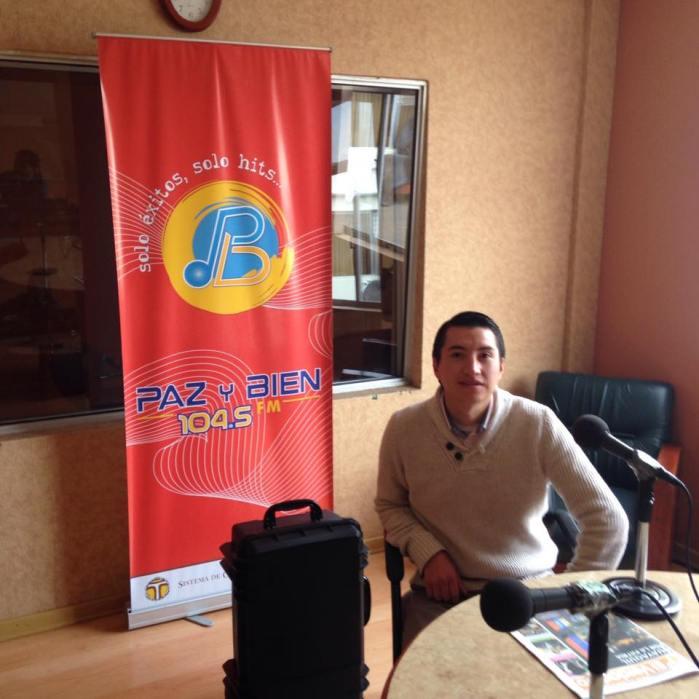 Entrevista Radio Paz y Bien Noticia 2.2