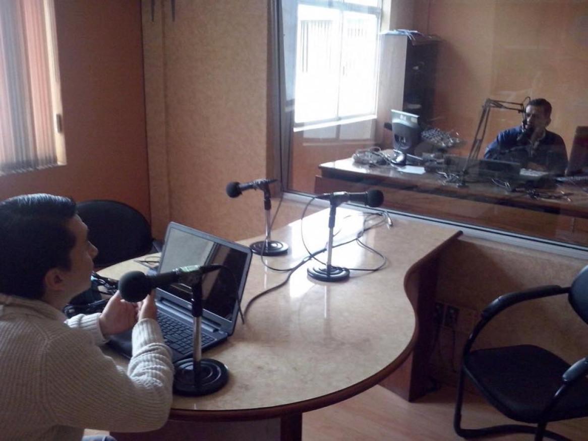 Entrevista Radio Paz y Bien Noticia 2.4