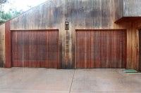 Stain Grade Custom Wood Garage Doors | Garage Doors Unlimited