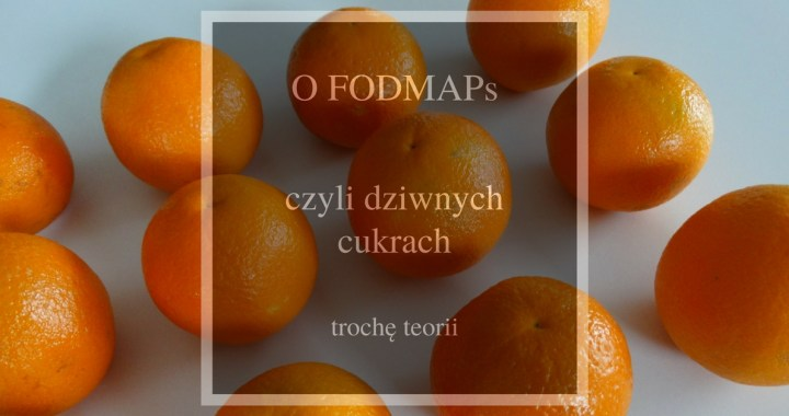 co to jest FODMAP