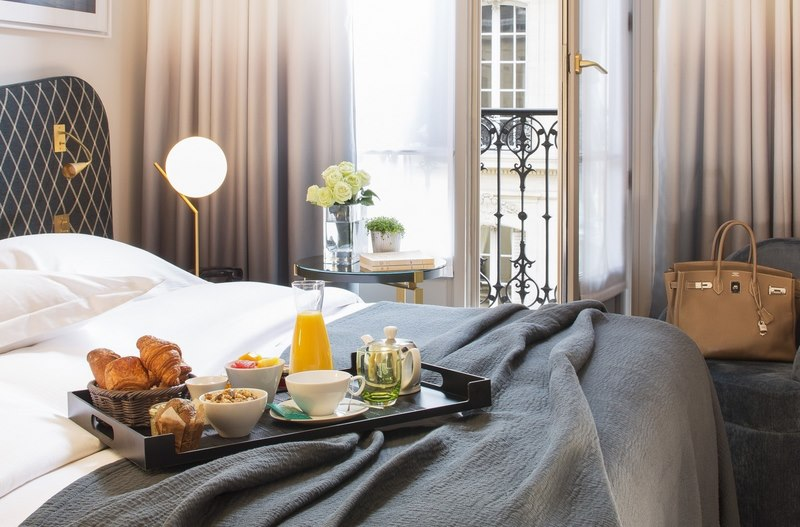 Boutique hotel paris le marianne 4 chic et discret ge for Hotel discret paris
